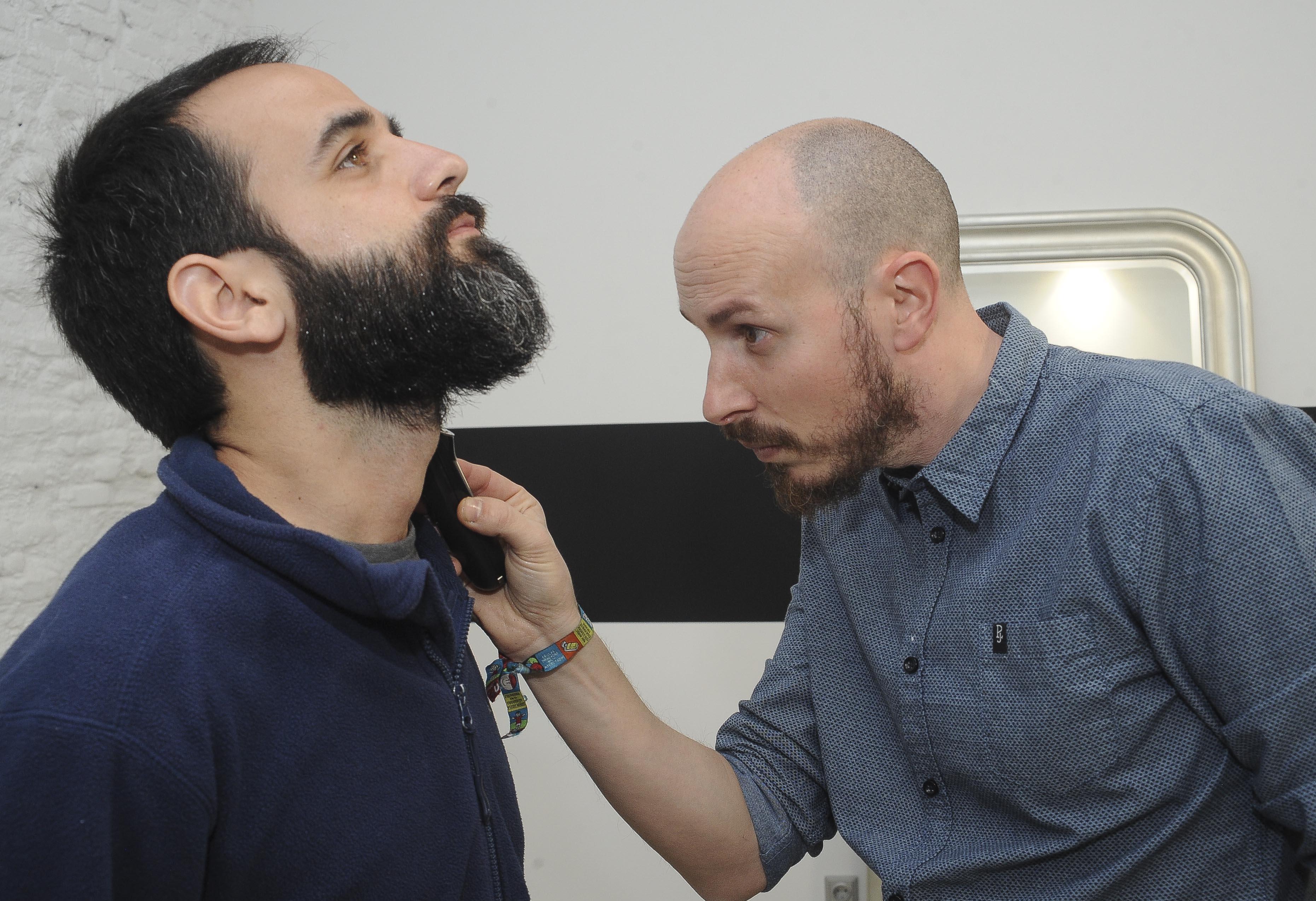 Arreglo de Barba Vicentç Moretó barbería