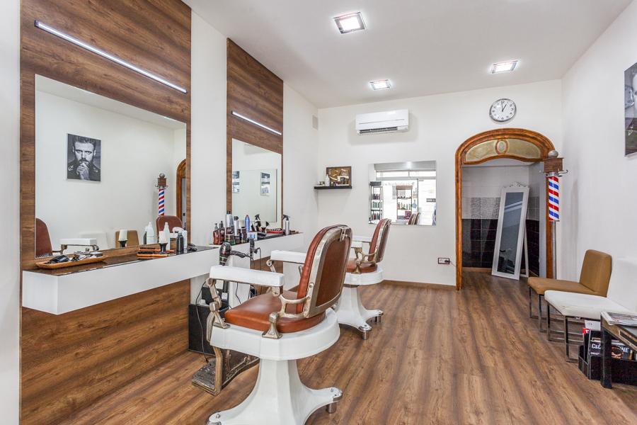 Barbería Vicenç Moreto