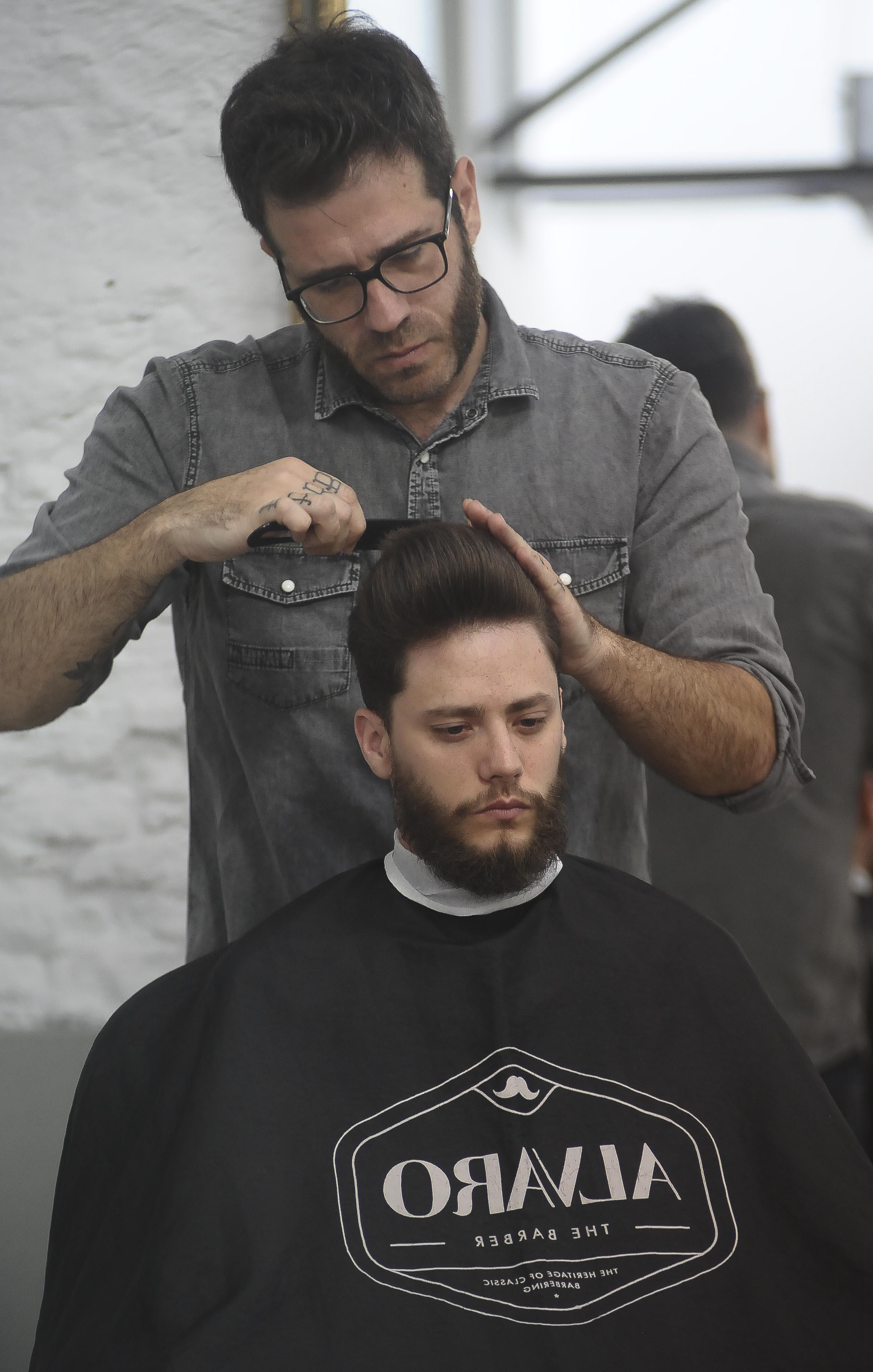 Álvaro The Barber Cebado