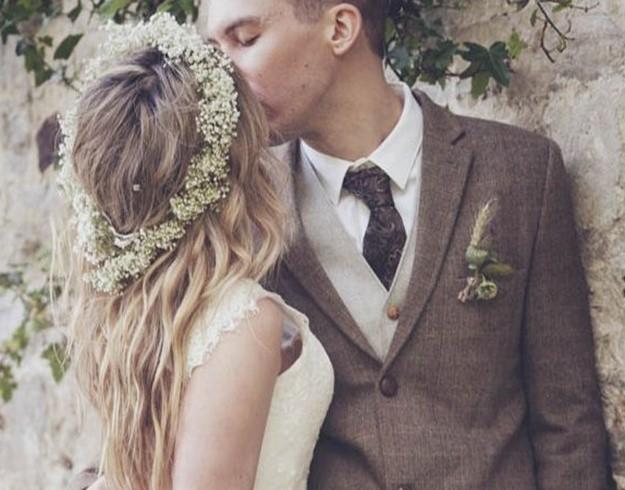 flores trenzas novias 2015