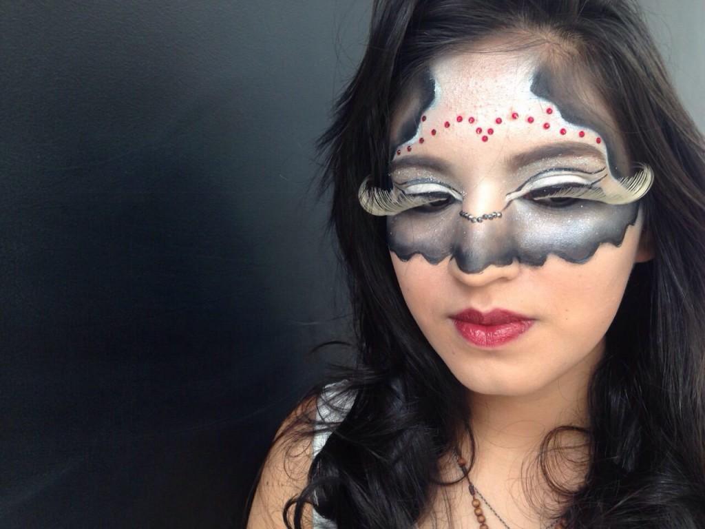 curso de maquillaje profesional mascaras